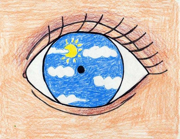Magritte+Eye